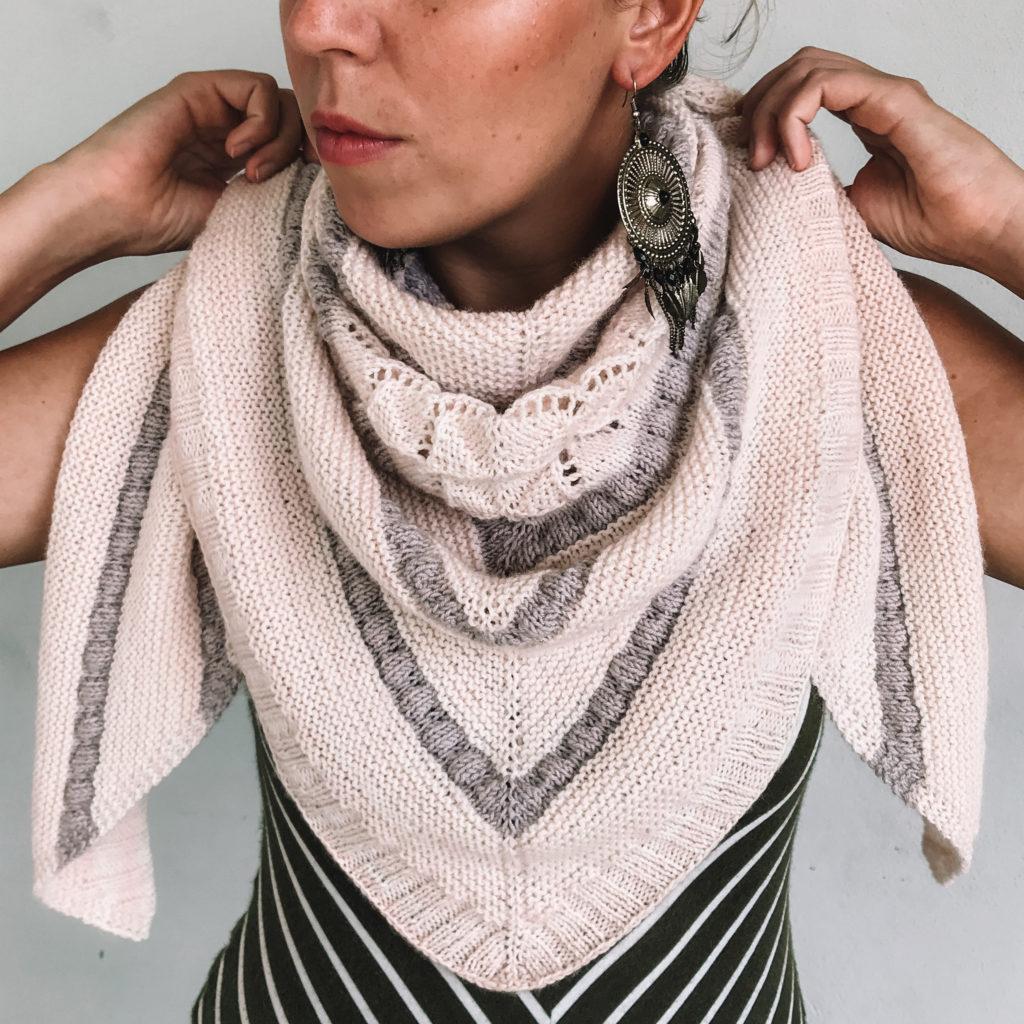 feeling peachy knitting pattern